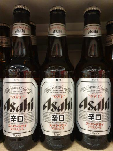 bière japonaise asahi